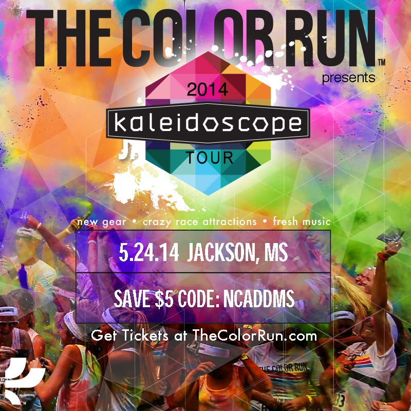 Charity for the COLOR RUN
