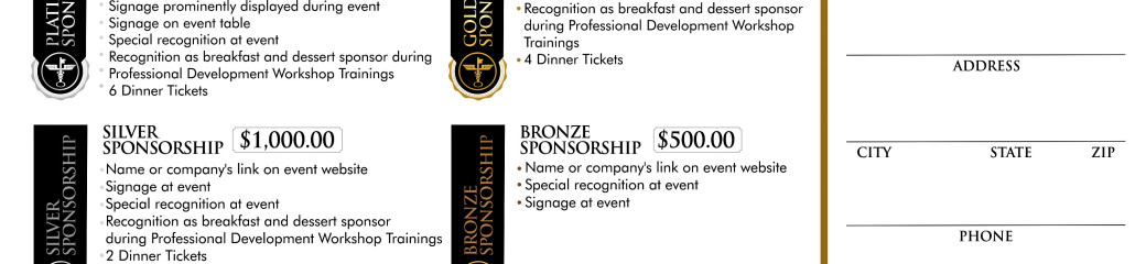 69th Annual Celebration SPONSORSHIP