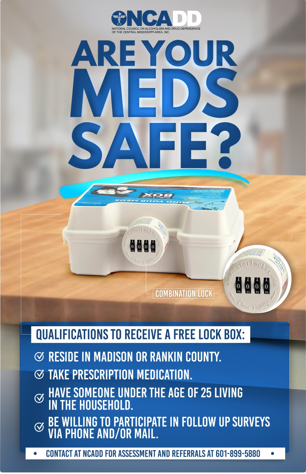 Are you MEDS safe?